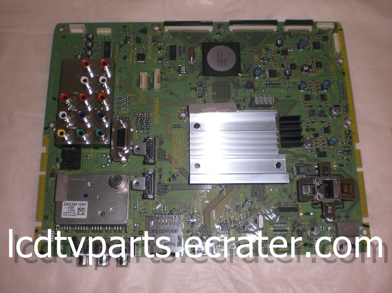 TXN/A1LPUUS, TXNA1LPUUS, TNPH0834, ENG36F12KF, Main Board for PANASONIC TC-P50G25