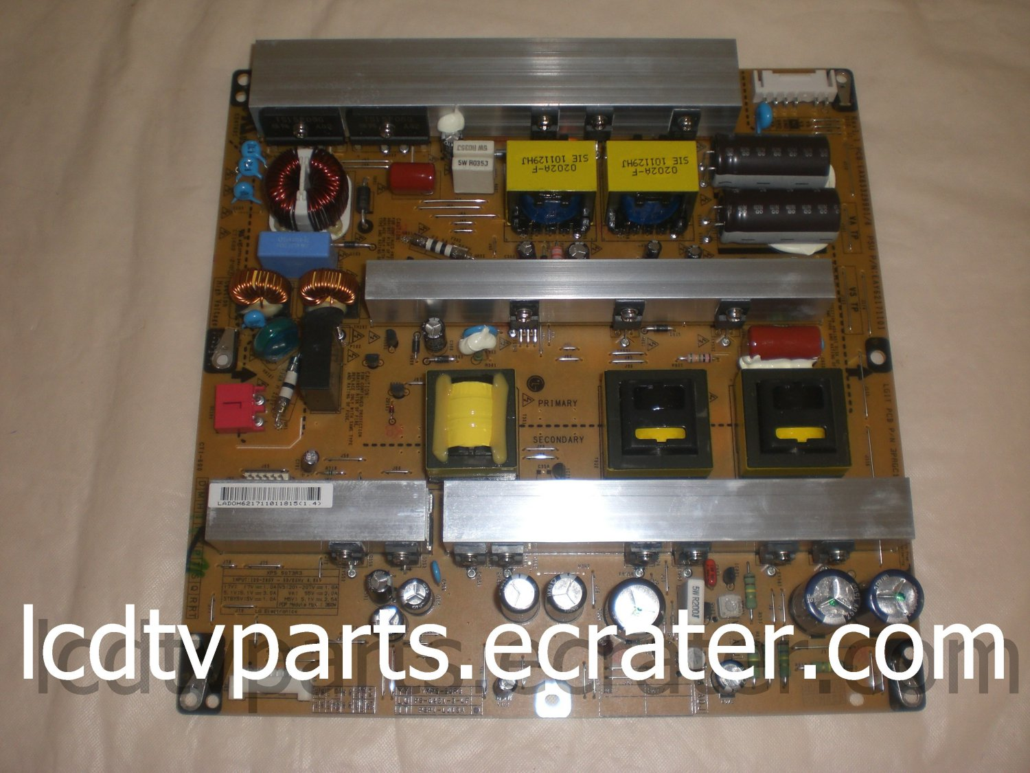 EAX63329901/8, EAY62171101, PSPI-L013A, Power Supply for LG 50PZ950