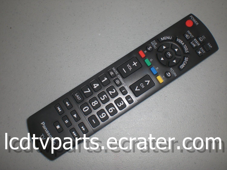 N2QAYB000485, N2QAYB 000485, Original Remote Control for PANASONIC