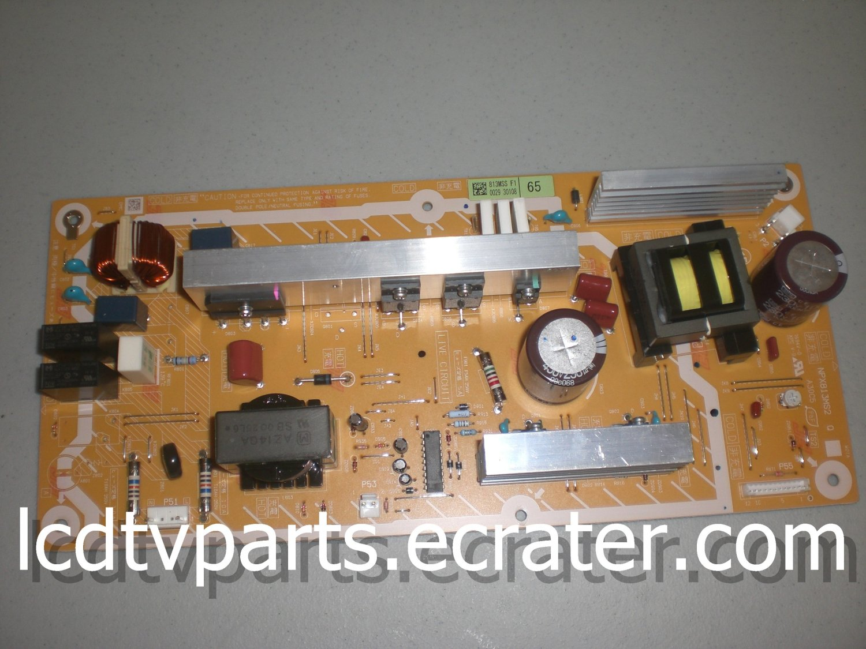 ETX2MM813MSS, NPX813MS2 Q, 0029 30108, AUX Power Supply for PANASONIC TC-P65S2