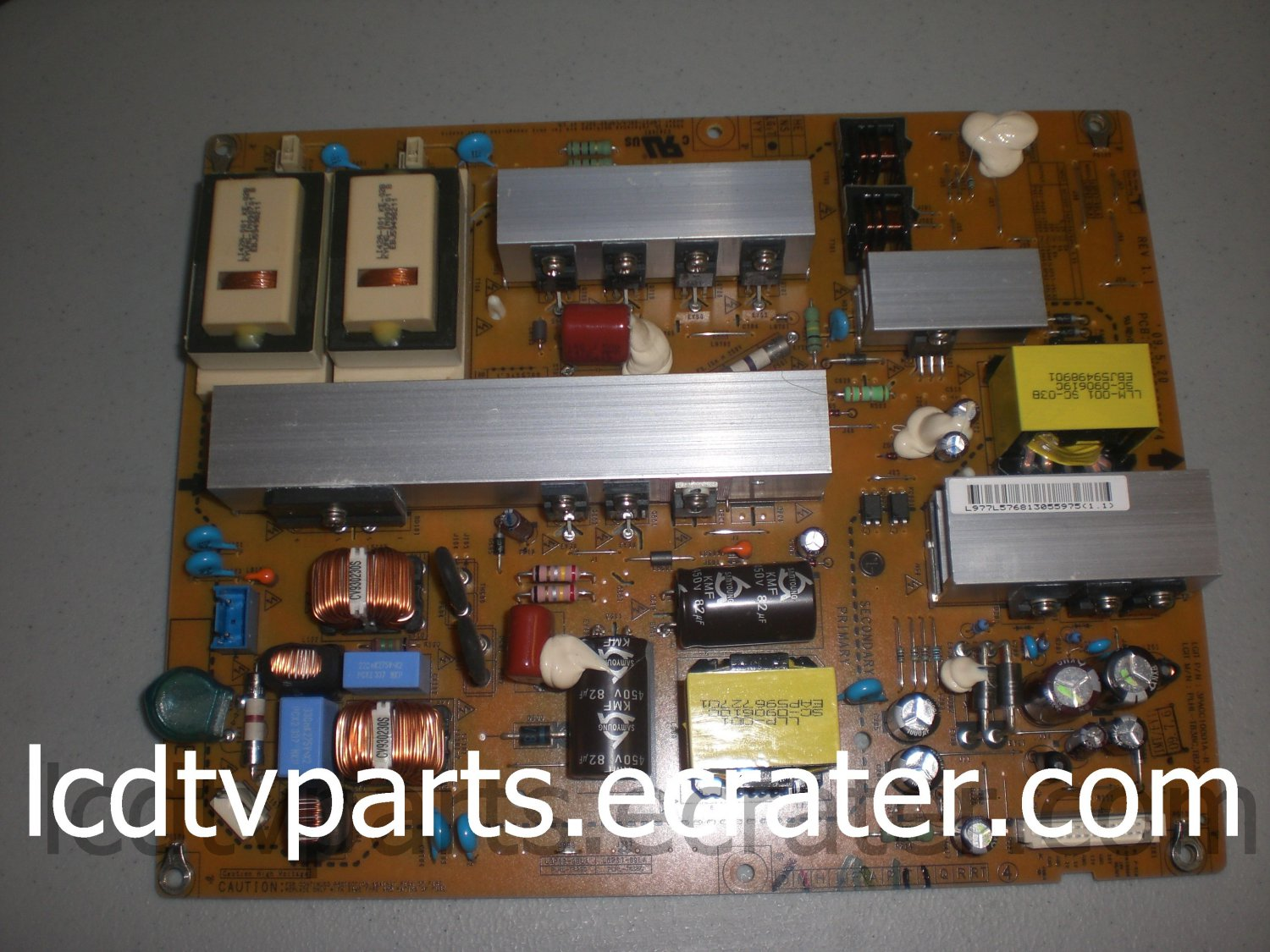 EAY57681305, EAX55357705/4, 3PAGC1001A-R, Power Supply for LG 42LH30