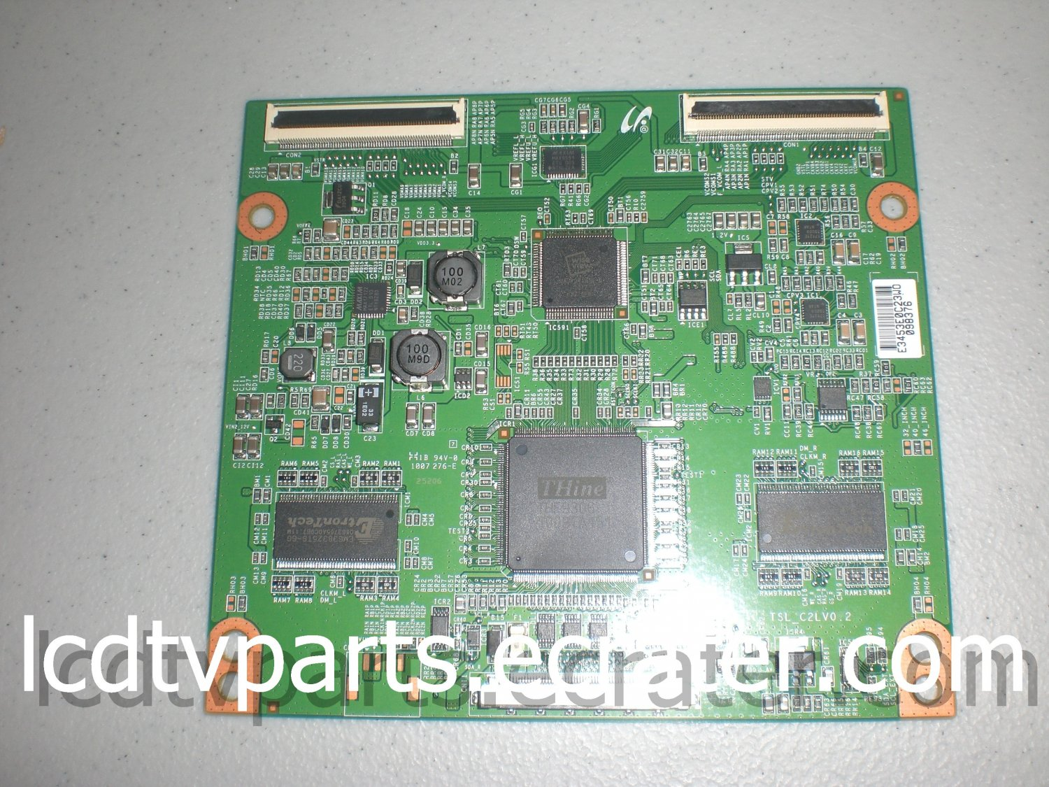 LJ94-03453E, TSL_C2LV0.2, 1-857-715-11, T-Con Board for SONY KDL-40EX600