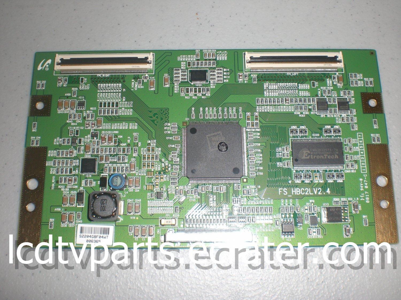 LJ94-02204G, FS_HBC2LV2.4, T-Con Board for SONY KDL-46S4100