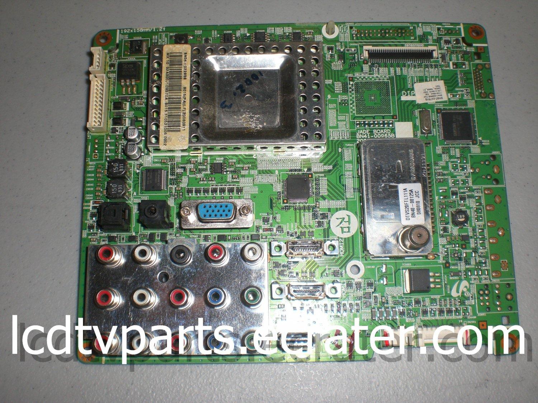 BN41-00965B, BN94-02283B, BN97-02761B, Main Board for SAMSUNG SAMSUNG LN32A300J1D