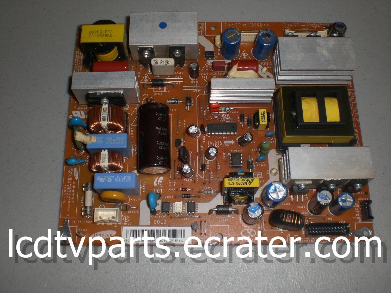 BN44-00192B, BN44-00191B, KTL SU10054-7008, Power Supply for SAMSUNG LN32A300J1DXZA