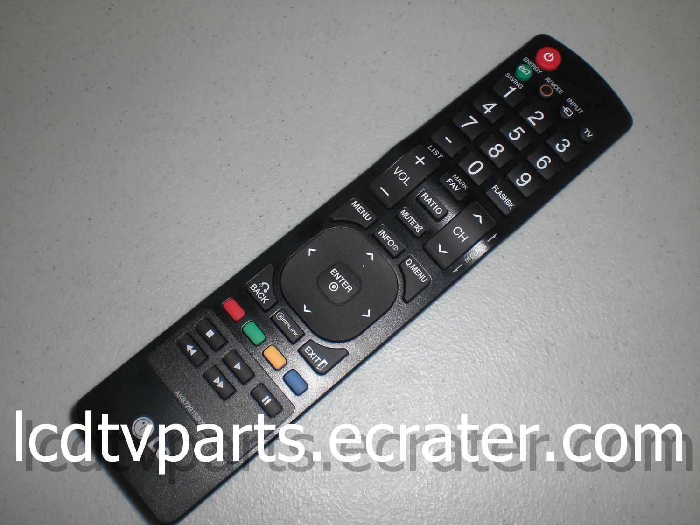 AKB72915206, Original Remote Control for LG 42LD450