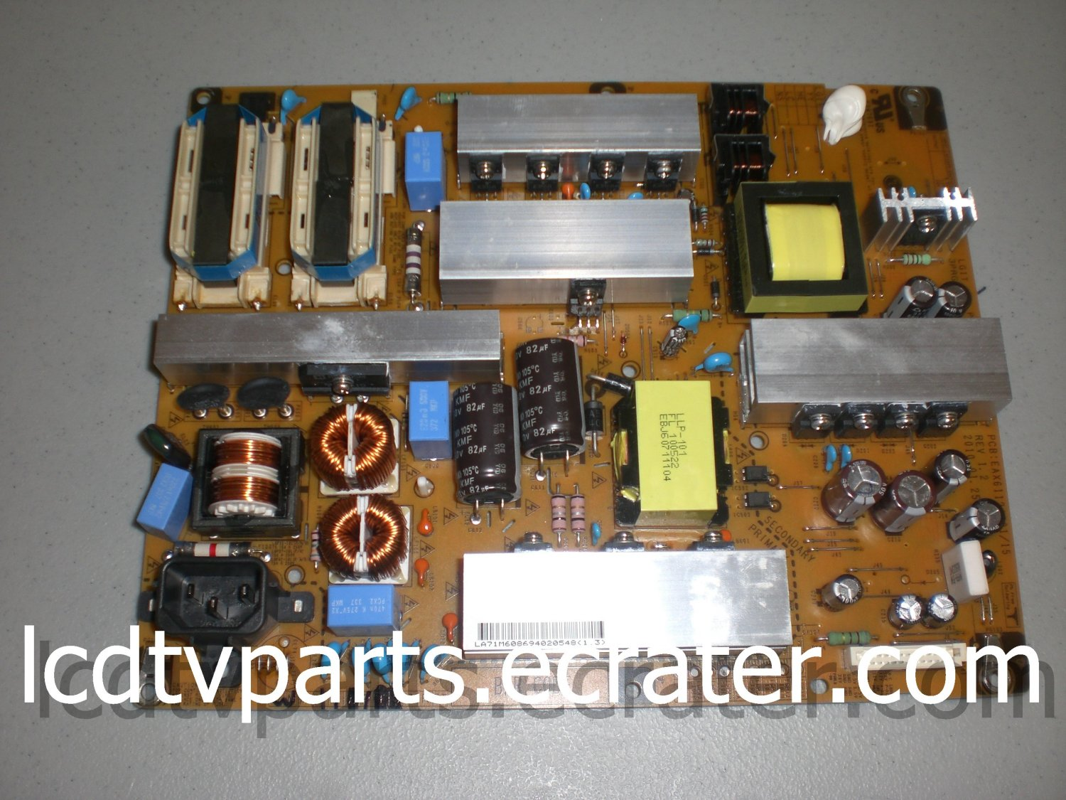 EAY60869402, EAX61124201/15, LA71M608694020548(1.3), Power Supply for  LG 42LD450