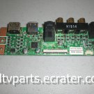GTU-ALLNH3-2, BN96-06284G, BN41-00910B, SIDE AV INPUT for SAMSUNG LNT5265FX/XAA