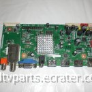 1B1H1656 V.1, 1B1H1656-100002086, LTA460HN01-W, Main Board for WESTINGHOUSE VR-4625