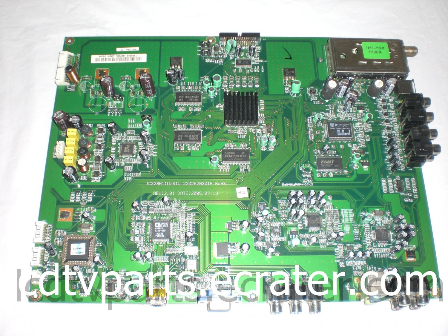 2202520301P, JC328A11U/61U, 2202520301P, Main Board for VIEWSONIC N3250w