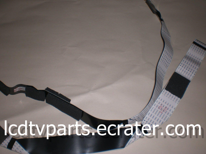 TSCFF0030014, TSCFF0030015, LVDS Cable for PANASONIC TC-L55ET5
