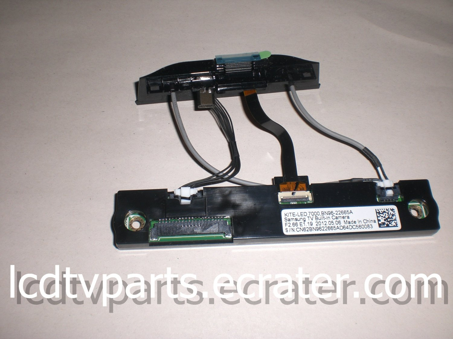 BN96-22665A, CN62BN9622665ADC560083 Built-In Camera for SAMSUNG UN55ES7500F