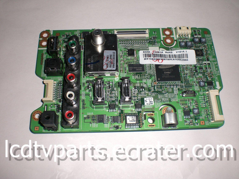 BN41-01799B, BN96-24581A, Main Board for SAMSUNG PN51E450A1FXZC