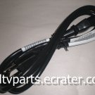 3903-000467, 3903-000144, AC Power Cord Cable for SAMSUNG LCD TV, Plasma TV, Flat Screen TV