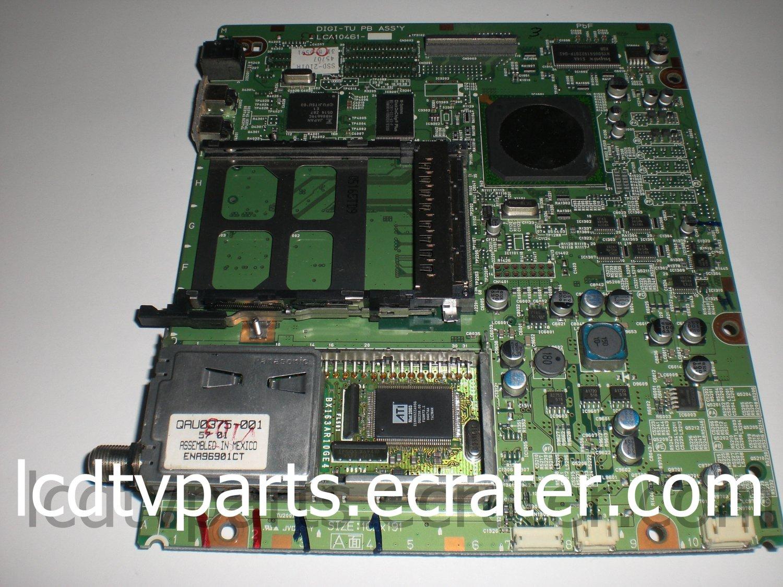 SSD-2101A-M2, SSD-2101A, LCA10461, LCB10461, Digital Tuner for JVC