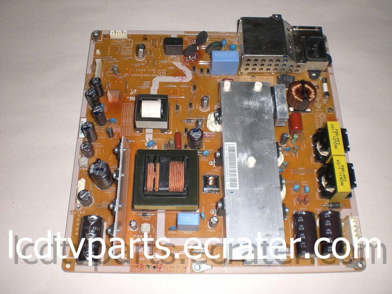 BN44-00444D, PSPF331501C, Power Supply for Samsung PN51D530A3F