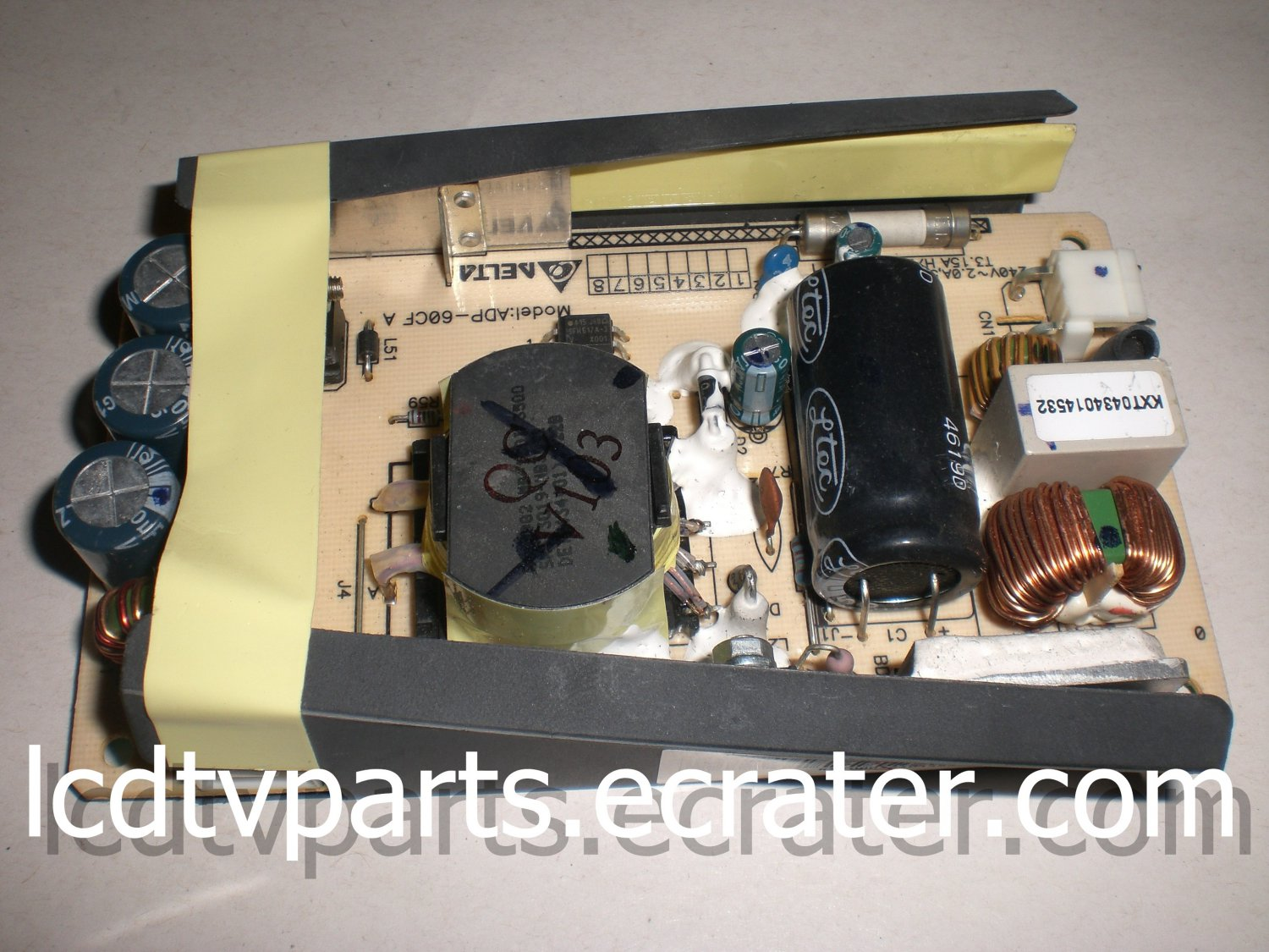 0993028302, ADP-60CFA, Power Supply for VIZIO SLT20A P42HD SP42A