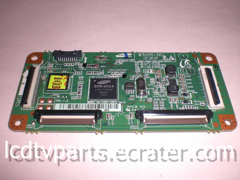 BN96-22084A, LJ92-01849A, Main Logic CTRL Board for Samsung