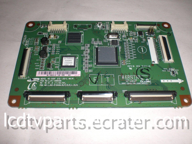 BN96-20045A LJ92-01848A, LJ41-09859A, Main Logic CTRL Board for Samsung