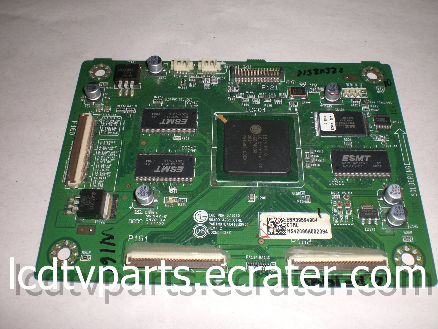 EBR39594904, EAX41832901, Main Logic CTRL Board for LG