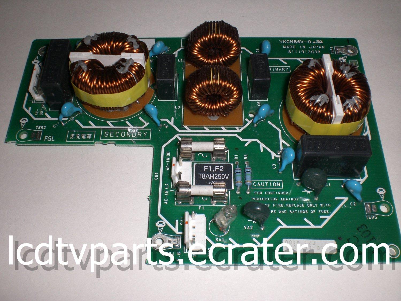 M01CUA03,  8111912038,  Power Filter EMI Board for Fujitsu