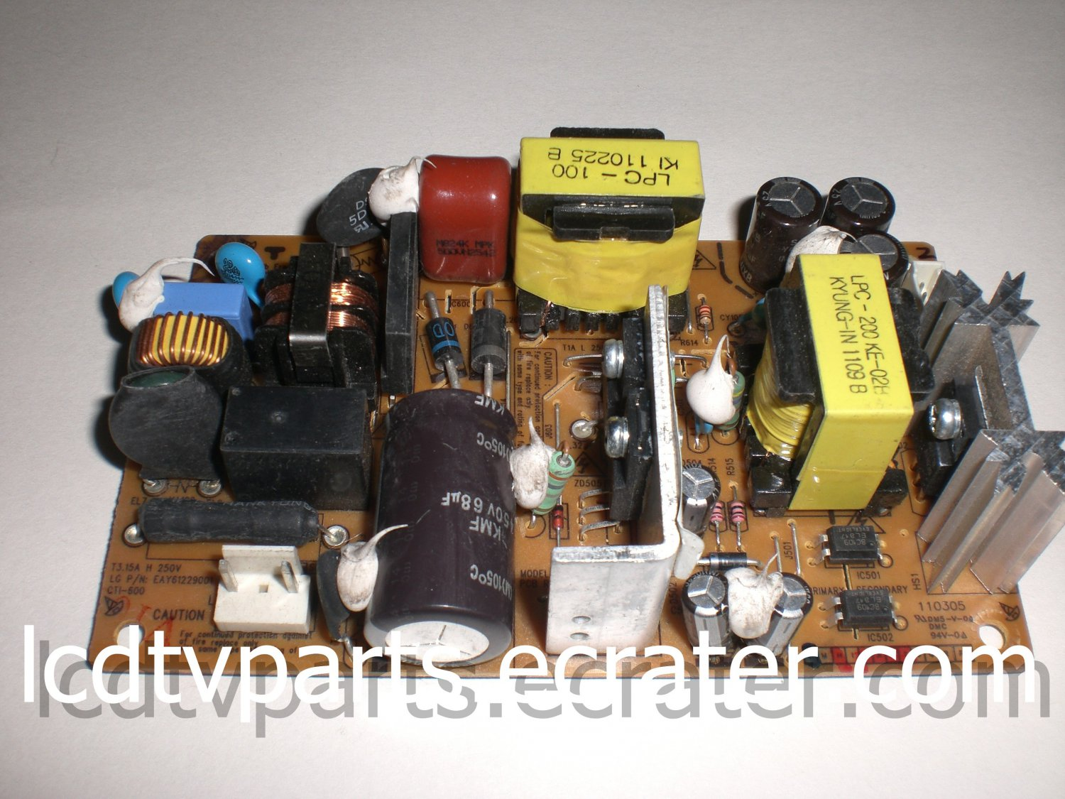 EAY61229001, LGPC-10Y, Power Supply for LG
