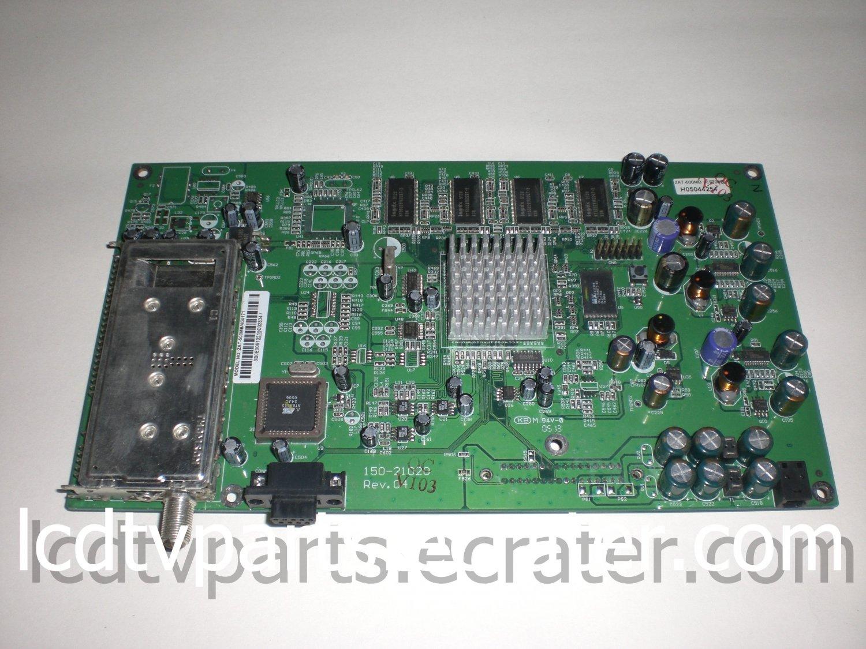 5053911077, ZAT-500MB/404171, 150-21020, Main Board For Hitachi