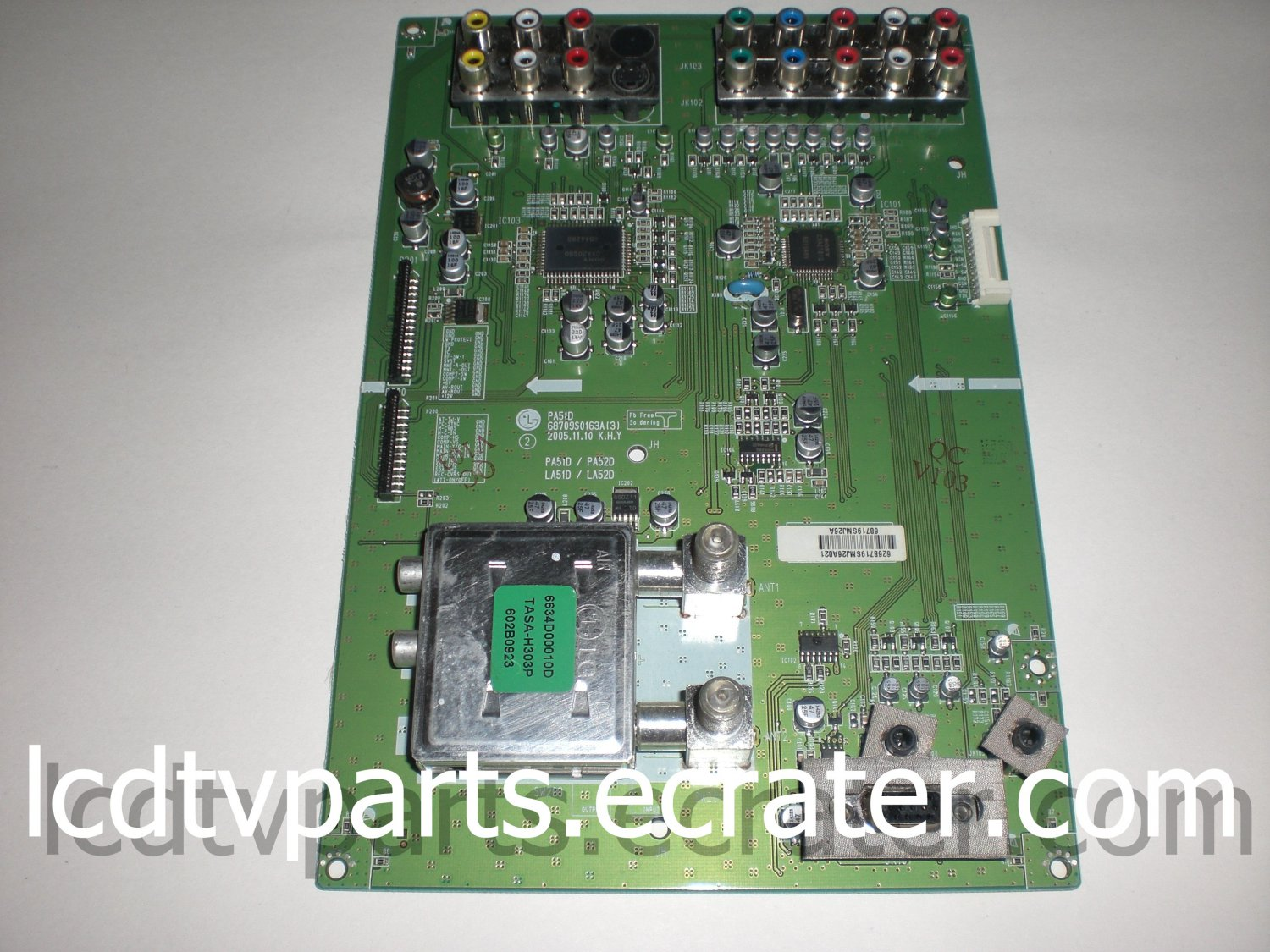68719SMJ26A, 68709S0163A, Main Board for LG