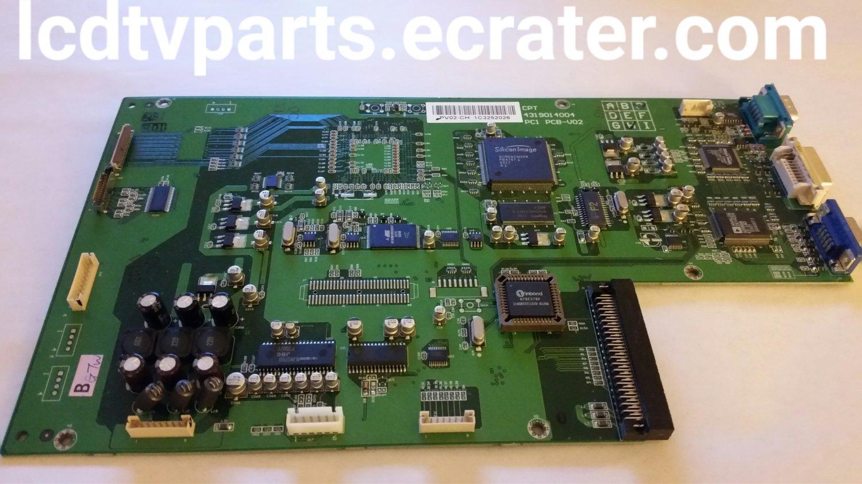 4319014004, PV02-CH, Digital Video Board For Gateway