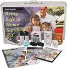 SafeFamilyLife™ Being Safe at Home Survival Kit - Basic System
