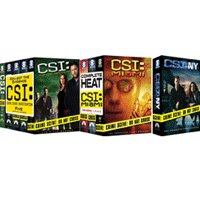 CSI: The Gift Box Set