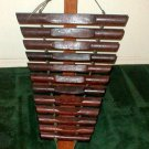 Xylophone Thailand Isaan Bong Lang Excellent quality wood sound 48 in x 40 in L