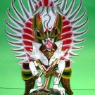 "Garuda handmade wood carving from Bali Indonesia 20"" size Red or White UNIQUE"