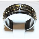 Ball Chain Ring (sz.6.5)