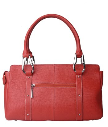 Alexandra Jordan Designer Large Leather Tote