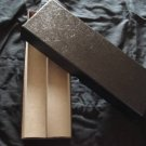 DOUBLE ROW 2x2 FLIPS HEAVY DUTY COIN BOX 14x4x2 BLACK
