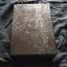 Mint Set Coin Box Black Heavy Duty 10x6 13/16x3 5/8 New