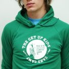 band camp pullover hoodie - d2898