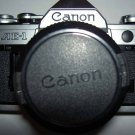 Canon AE-1 SLR film (not digital) camera