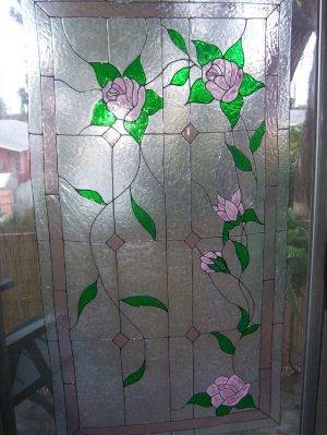rose door cling