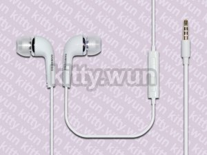 EHS64 Original Genuine New Samsung Galaxy Note 3.5mm Headset Earphone Remote Mic
