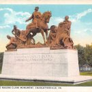 Charlottesville, Virginia - George Rogers Clark Monument (A3)