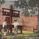 Williamsburg, Va - The Public Gaol (A7)