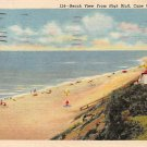 High Bluff, Cape Cod, Mass 1960  (A23)