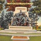 Gettysburg, Pa - Alabama Memorial  (A31 )