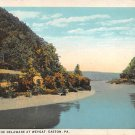 Easton, PA - The Delaware At Weygat (A36)
