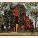 Jamestown, Va - Church and Graveyard (A47)