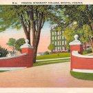 Bristol, Virginia Intermont College (A51) 1946