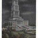 Alexandria, Virginia G. Washington Masonic Memorial (A52) 1946