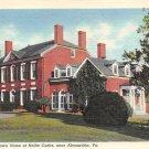 Alexandria, Virginia Woodlawn House of Nellie Custis (A53)
